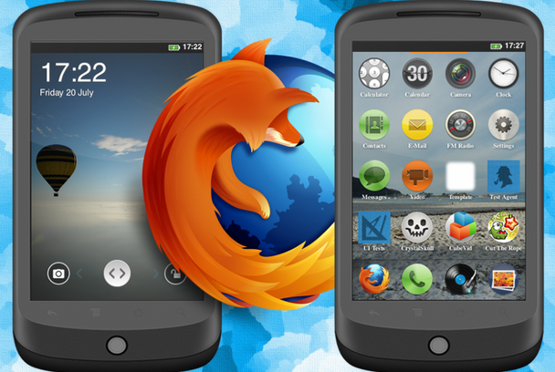 Firefox for Android full screenshot