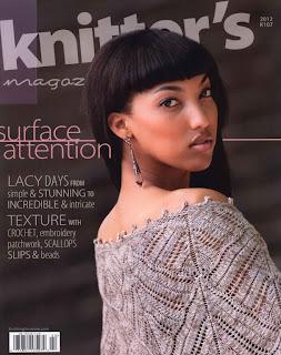 Knitter's Magazine № 107 2012