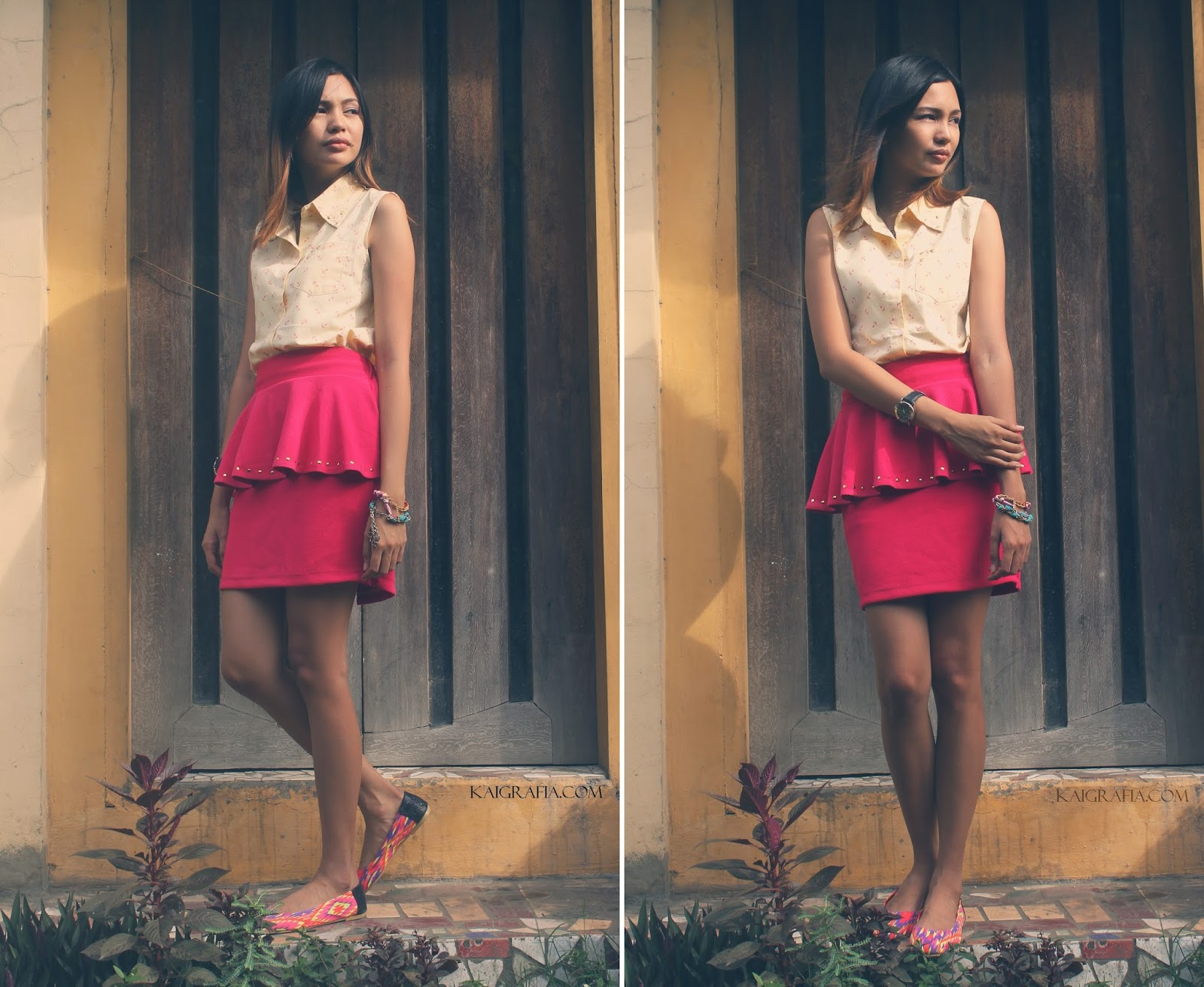 colorful fashion for women