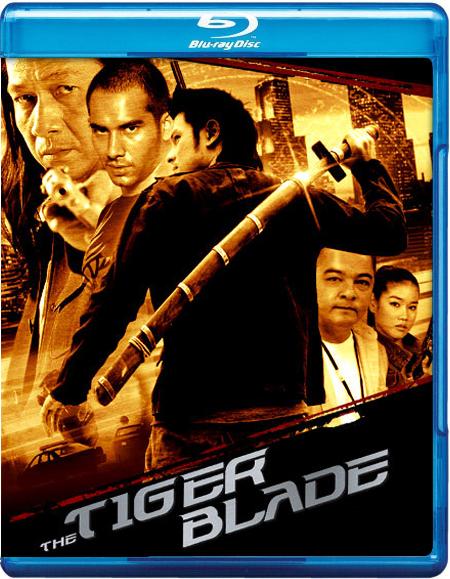 The Tiger Blade 2005 Hindi Dubbed 250mb BRRip 480p
