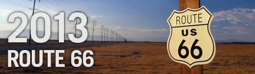 2013 - Route 66 per Camper