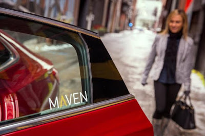 General Motors Just Launched Car Sharing Service Maven