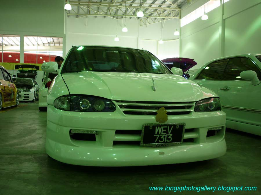 Danga City Mall Autoshow 2011 Vip Style Wira Aeroback Car Auto Sport