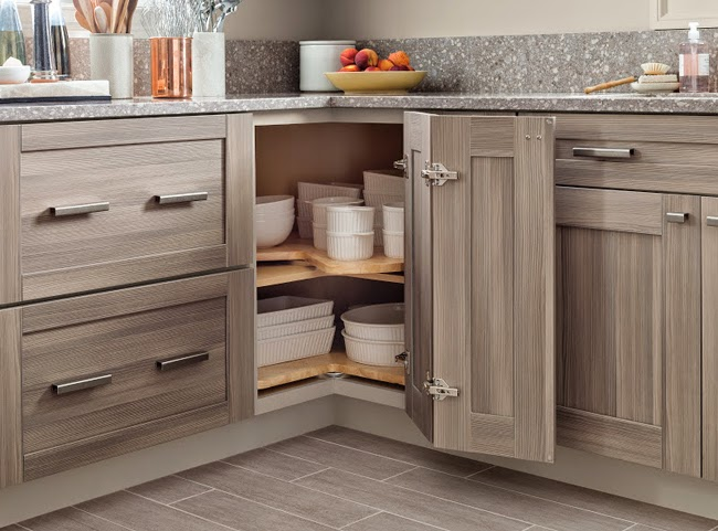 I Love The Design Details In Marthau0027s Kitchens, Which Enhance Storage  Capacity And Facilitate Organization, Such As This Pull Out Rack For  Spices, ...