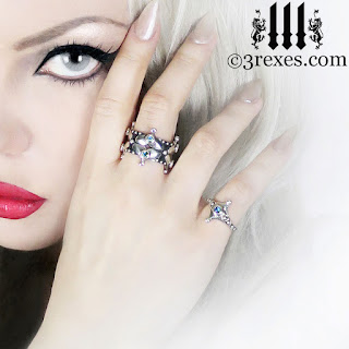Crown Wedding Bands 81 Awesome silver lover fairy crown