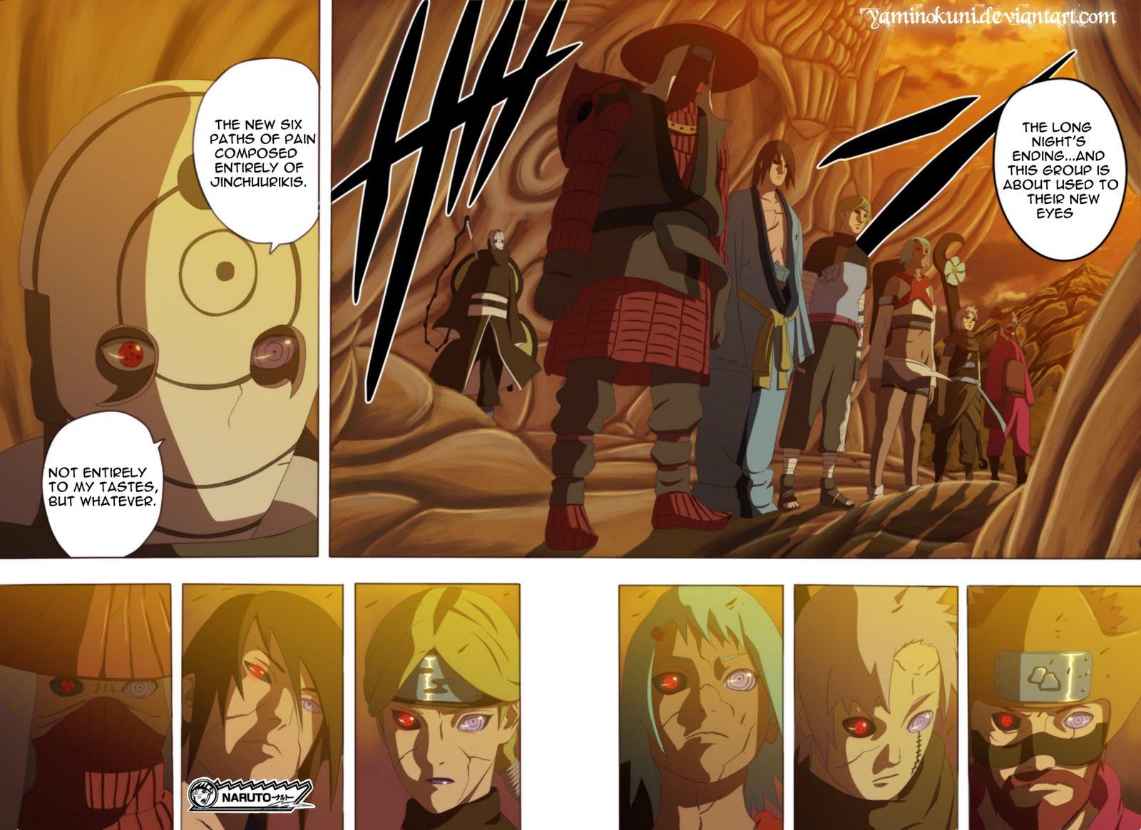 Naruto - Chapter 546 - Pic 19