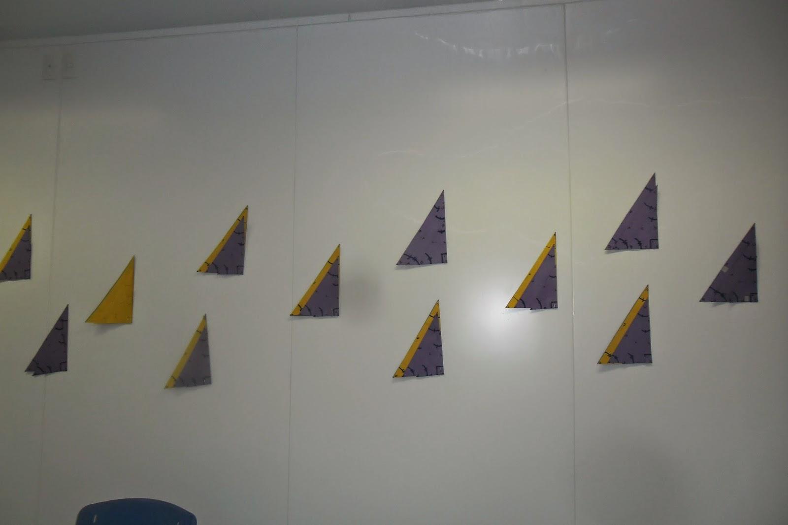 Oficina: Investigando as razões trigonométricas no triângulo retângulo com tampa de achocolatado!