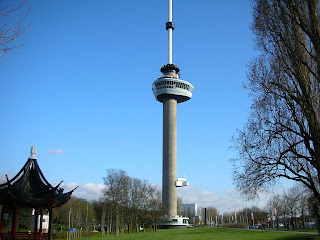 Euromast Space Tower, Rotterdam