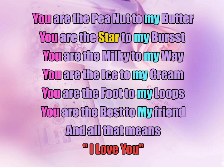 i love you speech cute love story quotes