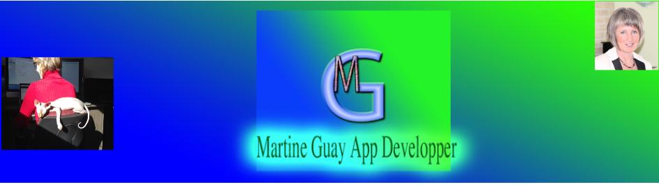 Martine Guay IOS App Developper
