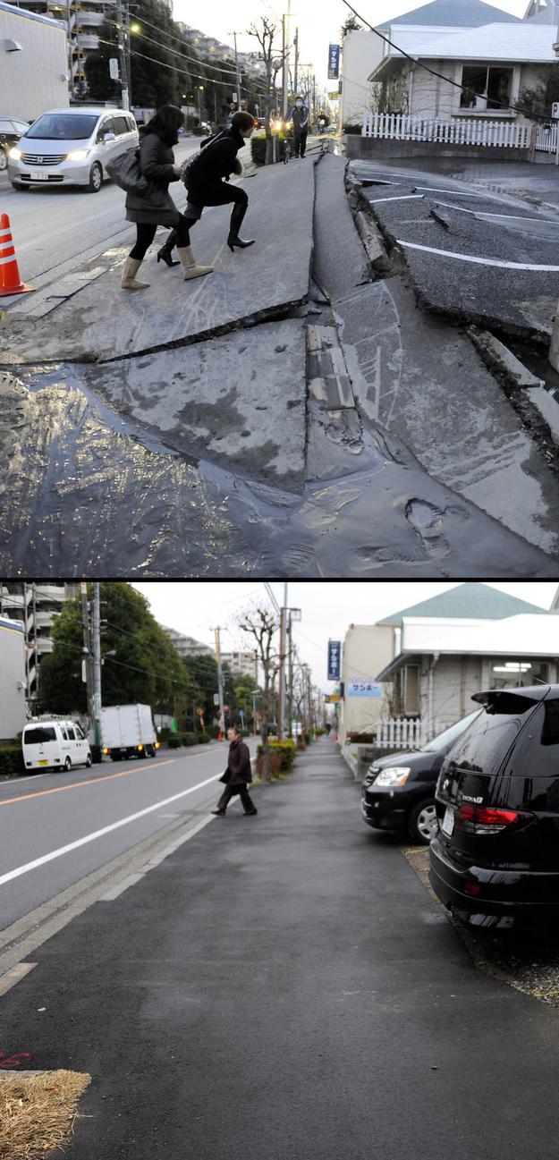 Hebat - Selepas 11 Bulan Dilanda Tsunami