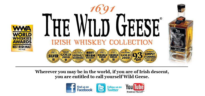 The Wild Geese Irish Whiskey Collection