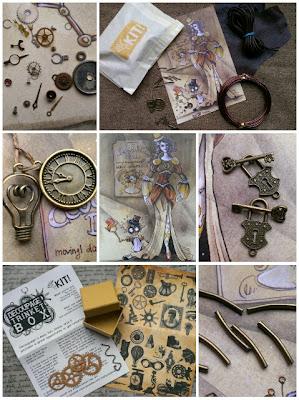 craftypainter: Crafty Creatives box 9