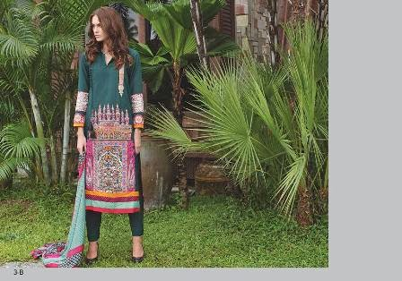 Latest Firdous Winter Collection 2013