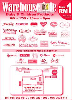 Men Ladies Kids Products Warehouse Sales 2012