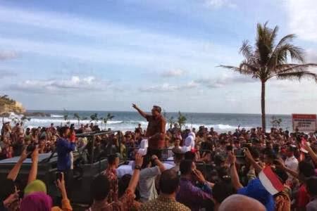 Cerita Paspampres menghadang ombak demi lindungi Presiden SBY