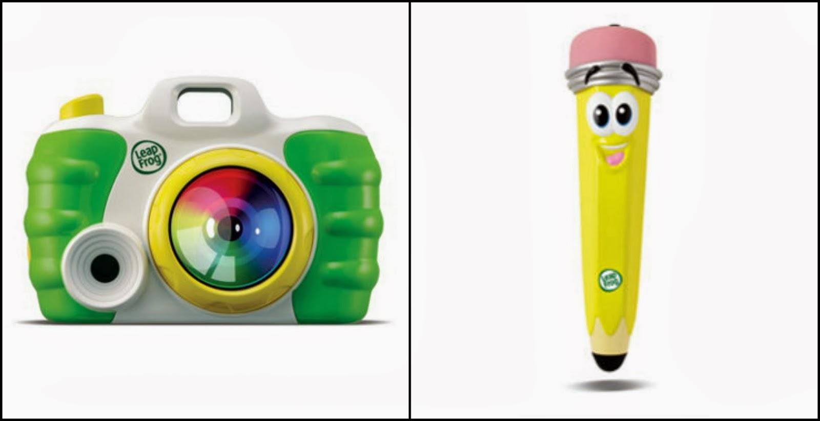 LeapFrog new app toys