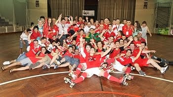 FINAL FOUR JUNIORES - LOURES 2013