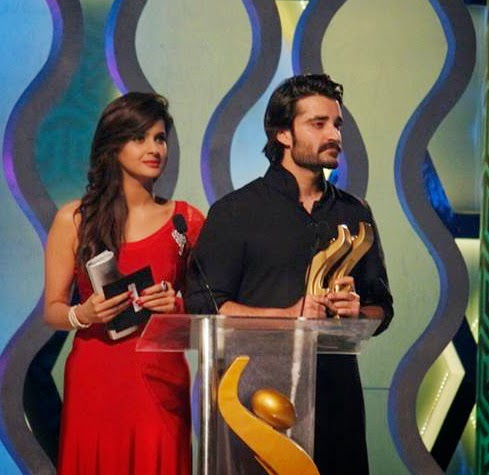 HUM TV 2015 Awards in Dubai