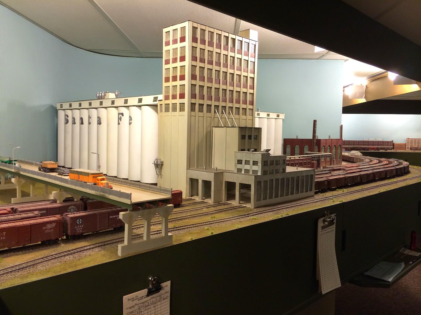 Model Railroad Design Prairie Rail 2014 Part 3 Chuck