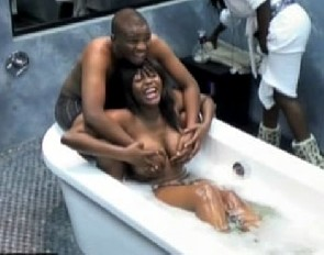 ... reports that she went nude during her stay in the Big Brother House.