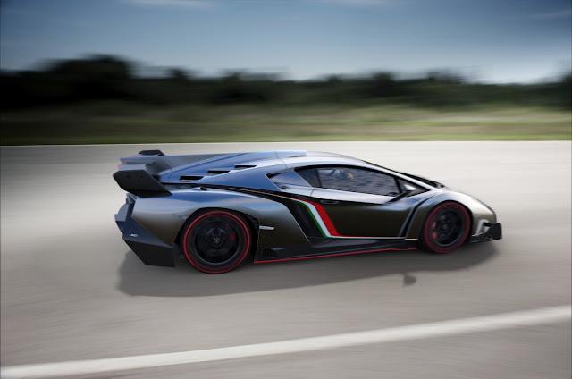 50th Anniversary Lamborghini