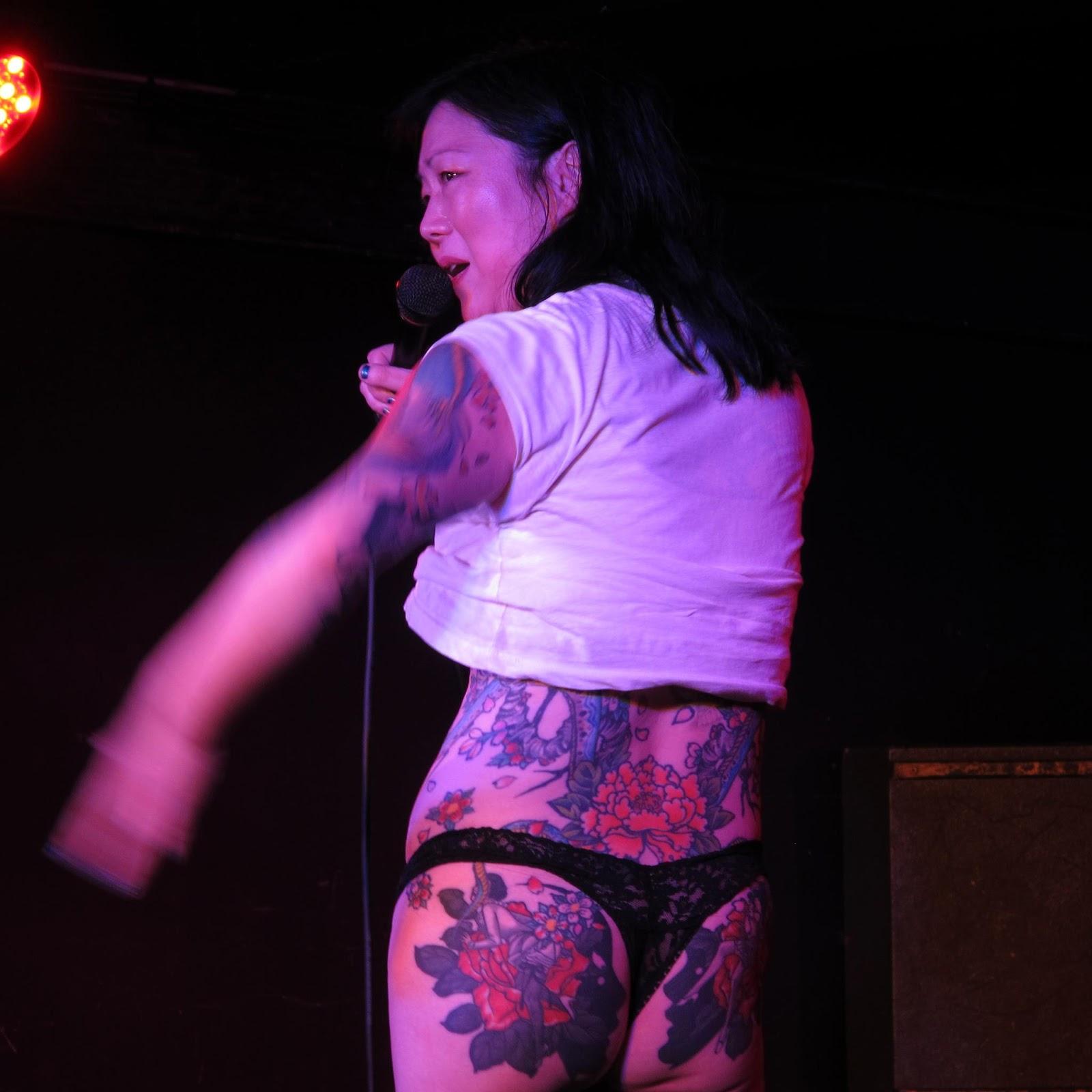 chrissy moran lingerie