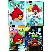 Angry Birds HD Angry Birds Rio HD Angry Birds Seasons HD
