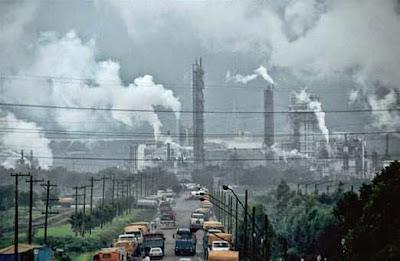 10 Kota Paling Tercemar di Dunia
