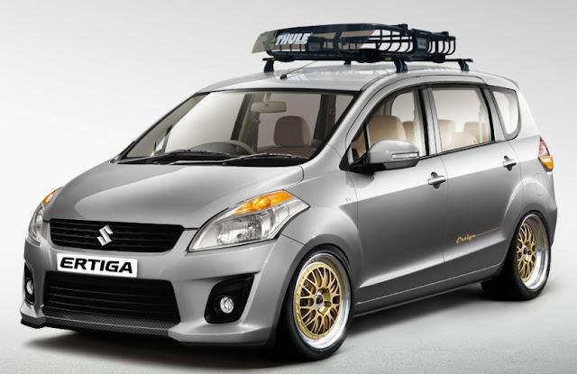 suzuki ertiga - Touring edition