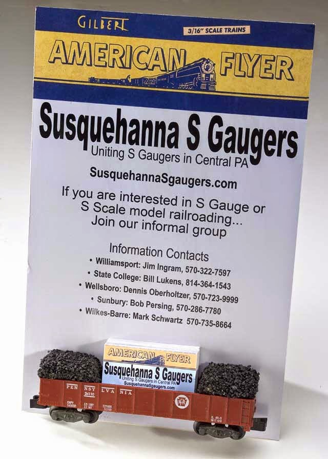 Susquehanna S Gaugers MRC, North Central Pennsylvania: 4 Contact Us