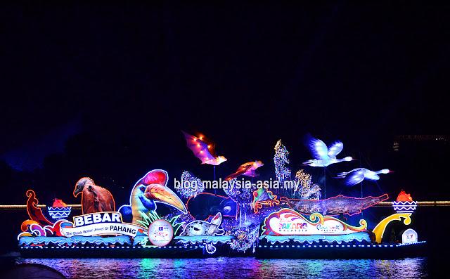 Tourism Pahang Float