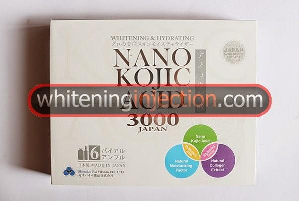 Nano Kojic Acid 3000 Japan