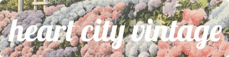 heart city vintage