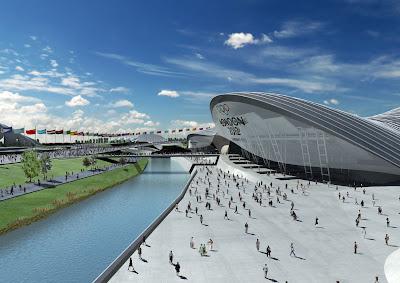 Олимпийские игры в лондоне логотип