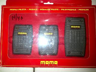 Pedal Manual Momo