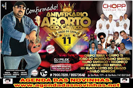 CHOPP LOUNGE CLUB - ANIVERSÁRIO DE ABORTO.