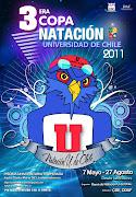 La Rama de Natación de la Universidad de Chile, con la colaboración del .