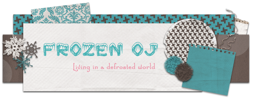 Frozen OJ