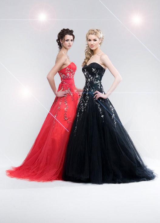 fashion room black dresses for prom
