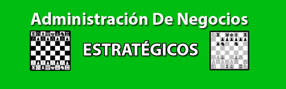 Administración De Negocios Estratégicos