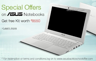 Asus-laptops-free-back-to-school-kit-amazon