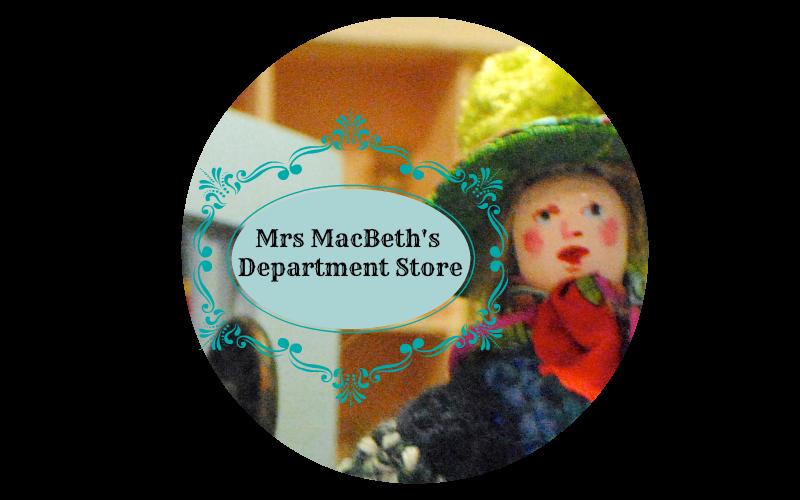Mrs MacBeth's Department Store