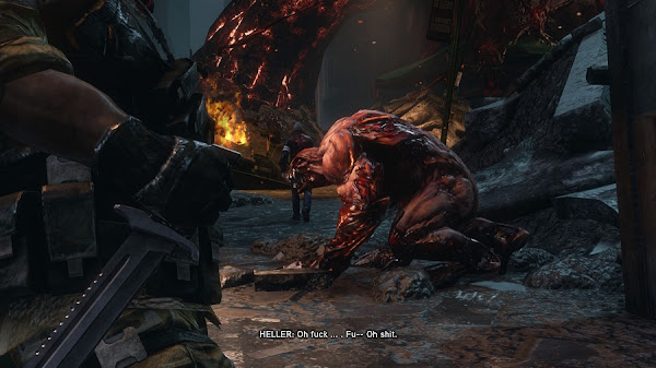 Screen Shot Of Prototype 2 (2012) Full PC Game Free Download At worldfree4u.com