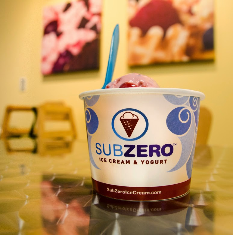 SubZero Ice Cream - Madison Al