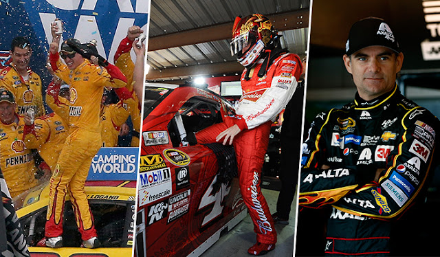A look at the chances for Joey Logano, Kevin Harvick and Jeff Gordon this weekend in Martinsville.