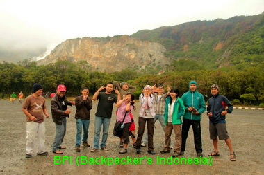 PIKNIK CERIA BPI AT PAPANDAYAN
