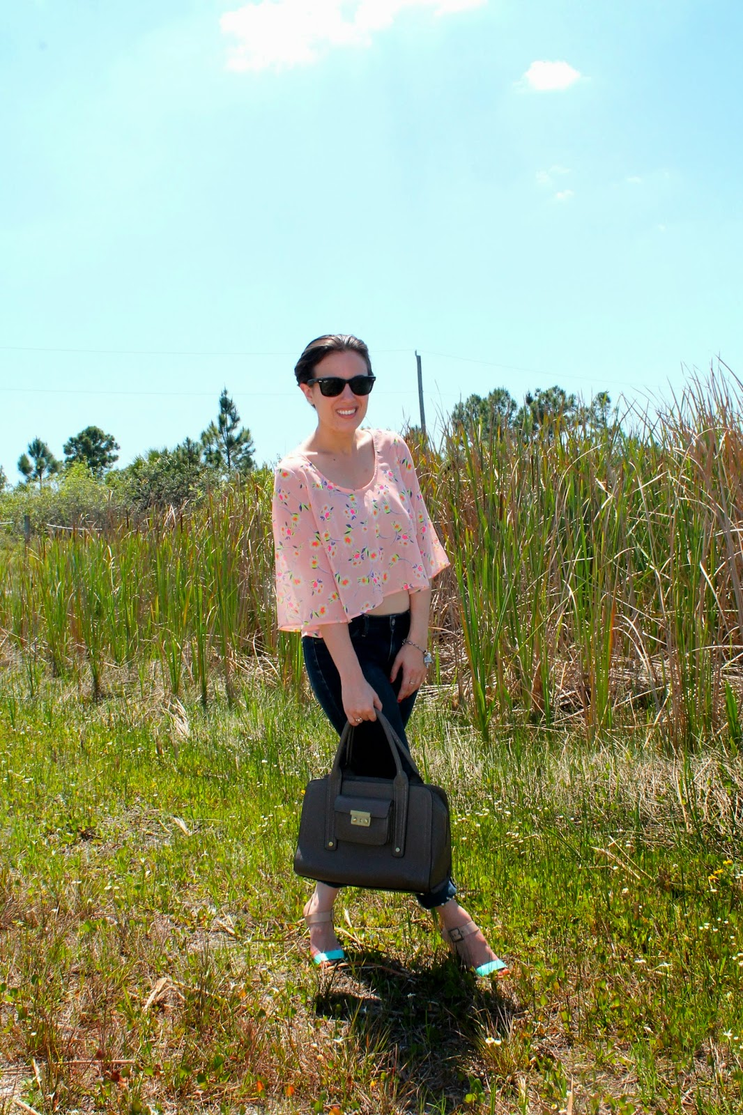 nordstrom, Lush, BCBGeneration, 3.1 Phillip Lim for Target, 3.1 Phillip Lim, Levi's, Ray-Ban, fashion blog, style blog, blogger style, lookbook, spring outfits, spring outfit ideas, Easter outfit, blush, floral