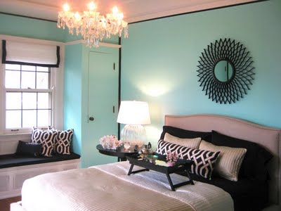 tiffany blue teen room ideas - Tiffany Blue Room Decor