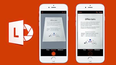 எழுத்து வடிவில் அமைந்த எந்த ஒன்றினையும் Digital வடிவில் மாற்றிக்கொள்ள Microsoft தரும் Office Lens செயலி (Android/iOS/Windows Phone) - தேன்கூடு | தமிழ் பதிவுகள் திரட்டி | Tamil Blogs Aggregator